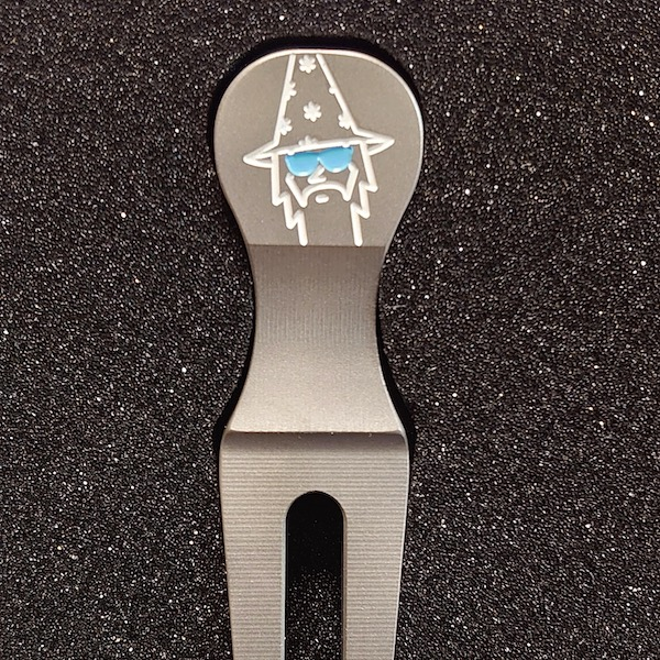 Bettinardi windy wizard - Divot tool