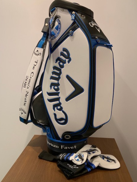 Callaway British Open Staff Bag 2018