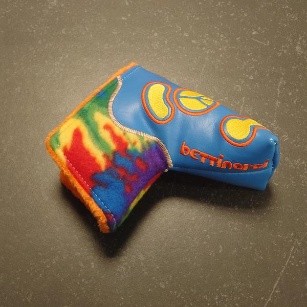 Bettinardi Kool-Aid Tie-Dye Blue - Headcover blade 2