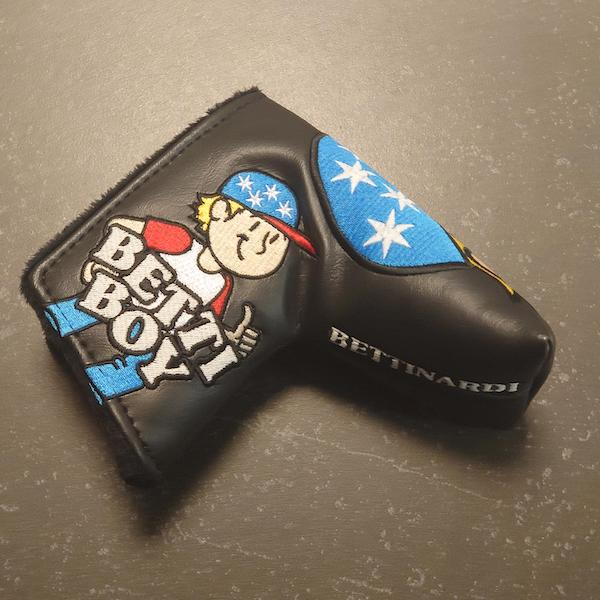 Bettinardi Betti Boy Tour Department - headcover blade