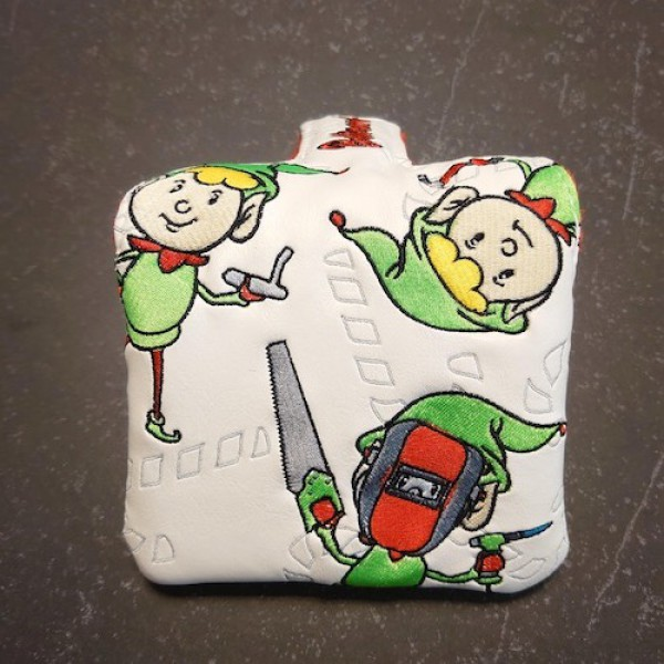 Bettinardi Elf in a Shop - Headcover Mallet