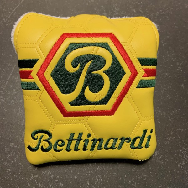 Bettinardi Yellow Spring Classic - Headcover Mallet