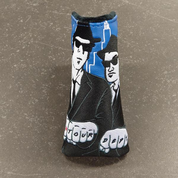 Bettinardi The Blues Brothers Tour Department - headcover blade