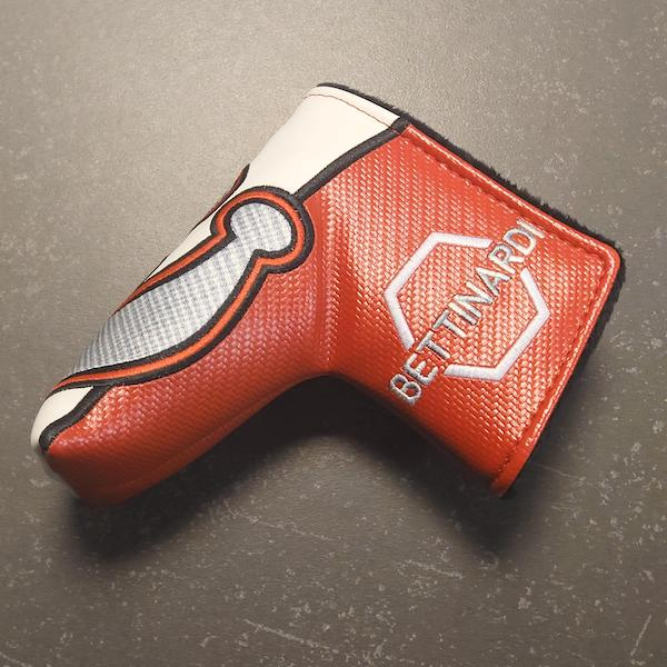 Bettinardi Carbon Kool Aid Tour Hive red/white - Headcover Blade