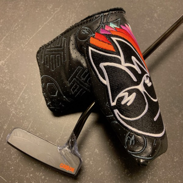 Bettinardi SS3 Carbon HIVE ONE OFF 'EN FUEGO' - putter