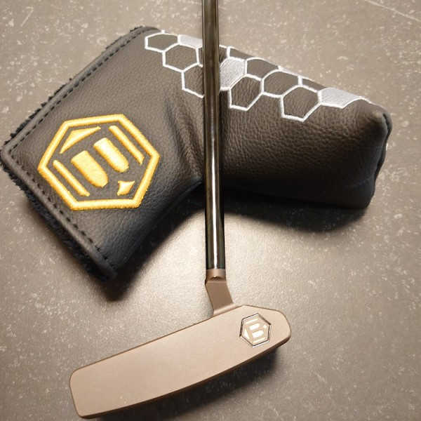 Bettinardi Limited RUN QB 8 SLANT NECK - putter