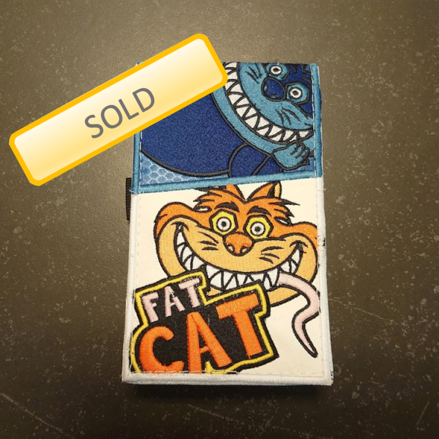 Bettinardi Fat Cat Mash Up - Scorecard holder