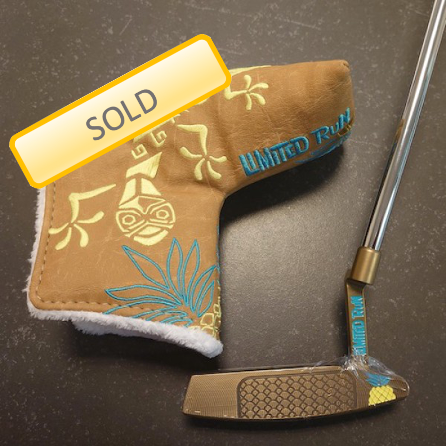 Bettinardi BB.1 TIKI '20 LIMITED RUN - putter